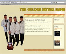 Screenshot The Golden Sixties Band